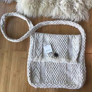 Branigan Weavers Irish Hand Woven Crossbody Bag
